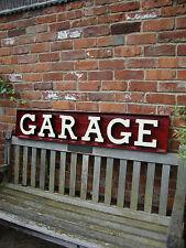 GARAGE 3D metal letter set mancave wall sign man cave shed workshop vintage old