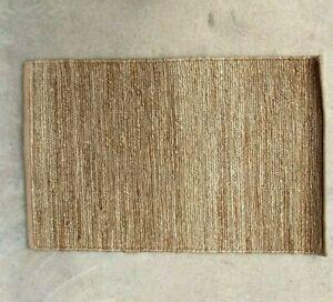 Soumak-Jute-Rug-150-x-240-CM-Hemp-Sisal-Carpet-The-Rug-Collective-AUS-Stock