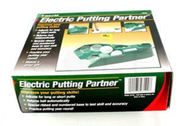 Charter Electric Putting Partner Improving Your Skills Brand New In Box