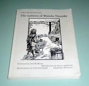 LETTERS WANDA TINASKY MENDOCINO CALIFORNIA Thomas Pynchon Beat Poet Tom Hawkins