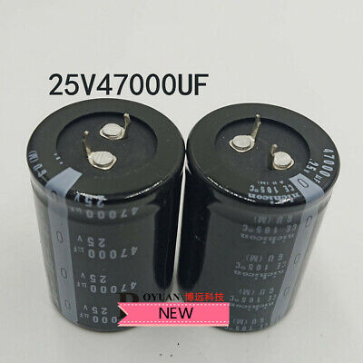 BC 100V 47000uF Audio filter electrolytic capacitor 75X105 75X120