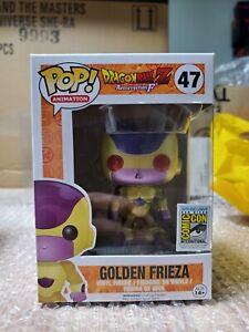 Funko-Pop-Animation-Dragonball-Z-Golden-Frieza-Red-Eyes-2015-SDCC-w-Hard-Stack