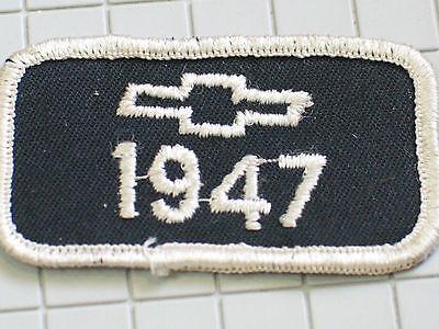 Accessoires & Fanartikel Automobilia Chevy 1974 Chevrolet Auto Aufnäher #4675