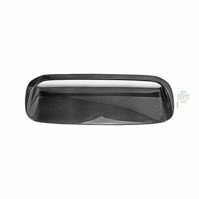 Carbon Fiber Hood Scoop Bonnet Vent For Subaru Impreza 11th WRX STi 2015-2019 18