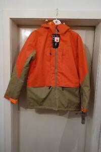 Details about Truenorth Ski Jacket, Winter, Item Number: 7617200, Size Medium, OrangeBeige