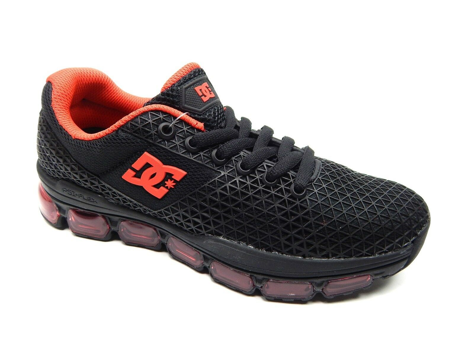 DC PSI + FLEX  noir  FLOURESCENT femmes Chaussures  SIZE 7.5, 9 & 9.5