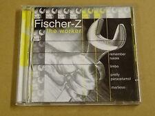 CD / FISCHER-Z – THE WORKER