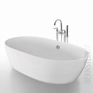 Freistehende Badewanne ROMA ACRYL 180x84 inkl. Ab/ Ü | eBay | {Freistehende badewanne maße 59}
