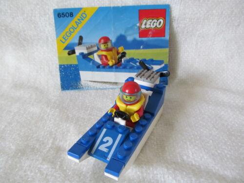 6508 Vintage LEGO Town Wave Racer