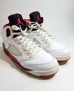 save off f5d56 7ac0c Image is loading 2013-Nike-Air-Jordan-5-V-Retro-White-