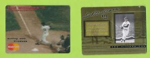 1999-Ted-Williams-MasterCard-Commemorative-3-D-Finish-Card-Ted-Hits-406