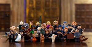 Lego Harry Potter Fantastic Beast Collectible Minifigure 71022 You Choose