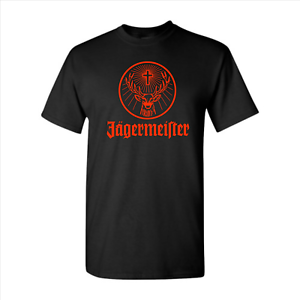 alcohol JAGERMEISTER T shirt QUALITY game * drinking Pub