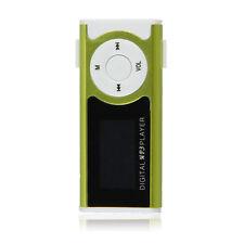 Potable Mini Digital LED Light Flashlight MP3 Player Music Player with TF Card