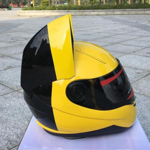 Celty Sturluson Motor Helmet ABS Riding Mask Halloween Cosplay Prop DuRaRaRa !