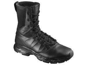 Salomon-Men-039-s-L39824300-Urban-Jungle-Ultra-Black-Military-Tactical-Police-Boots