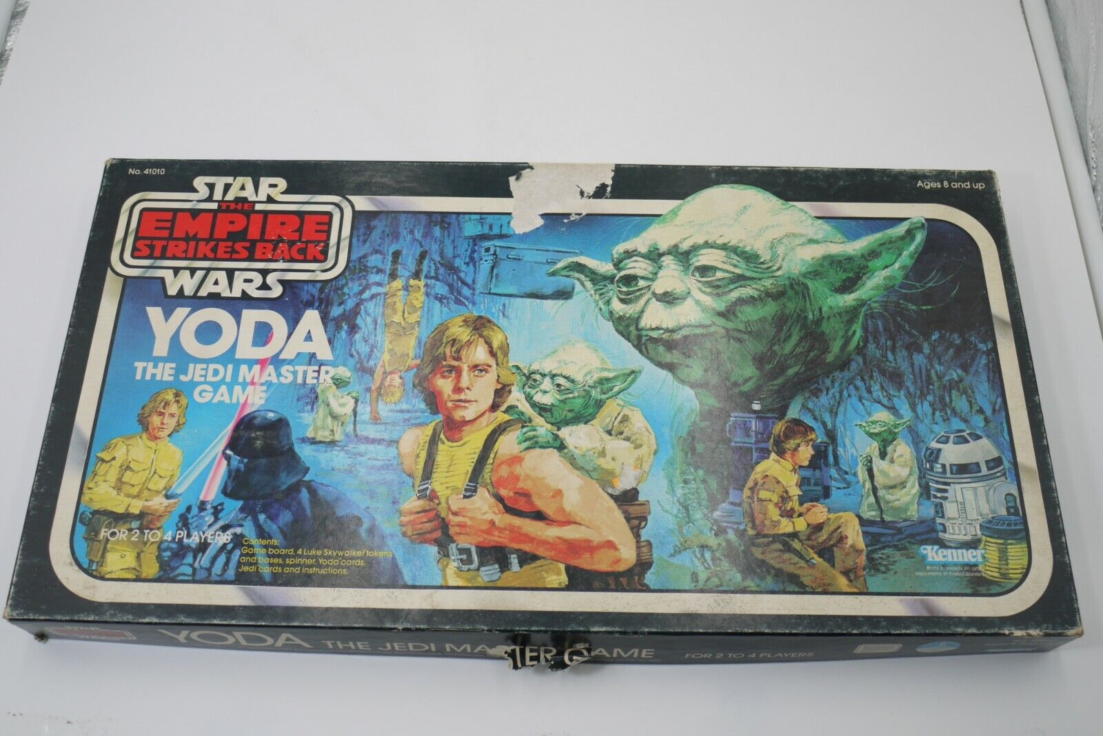 Star Wars YODA Board Game The Jedi Master Game Kenner 1981 COMPLETE