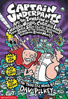 Captain Underpants and the Invasion of the Incredibly Naughty Cafeteria Ladies from Outer Space: And the Subsequent Assault of the Equally Evil Lunchroom Zombie Nerds by Dav Pilkey (Hardback, 1999)