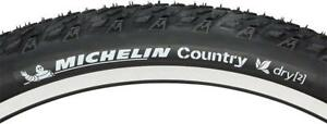 "Michelin Country Dry 2 Tire 26x2.0/"" Black"