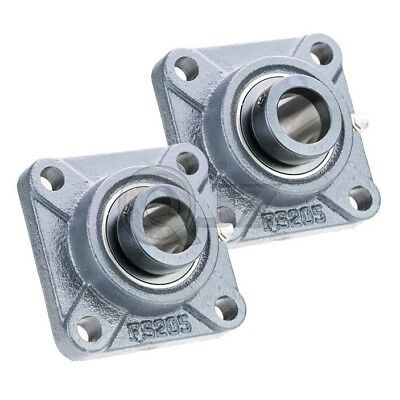 1.375 in 2-Bolts Flange Cast Iron HCFL207-22 Mounted Bearing HC207-22+FL207