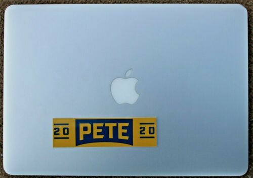 Mayor Pete Buttigieg For President 2020 5 inch Vinyl Sticker Trump Bernie