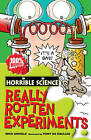 Really Rotten Experiments by Nick Arnold (Paperback, 2011)