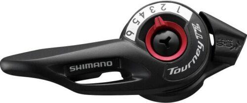 6-fach schwarz Shimano Daumenschalter TOURNEY TZ SL-TZ500 rechts