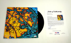 The-Strokes-Full-Band-Signed-Autograph-Is-This-It-Vinyl-Record-Album-PSA-DNA-COA