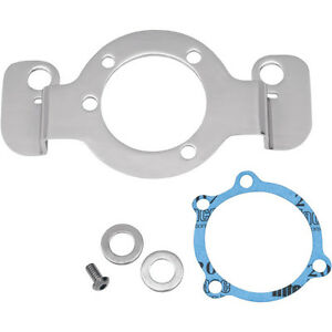Chrome Air Cleaner Bracket Harley 2010-2015 XL 1200X Forty-Eight