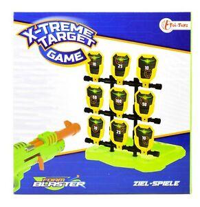 Zielspiel-fuer-Blaster-Maske-Alternative-fuer-N-Strike-Mega-Zielscheibe-Ziel-FUN