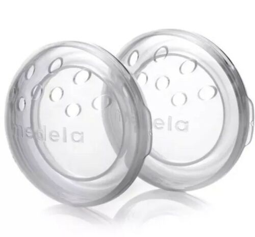 MEDELA THERASHELLS THERA SHELL BREAST FEEDING FLAT INVERTED NIPPLE x 2 #89930