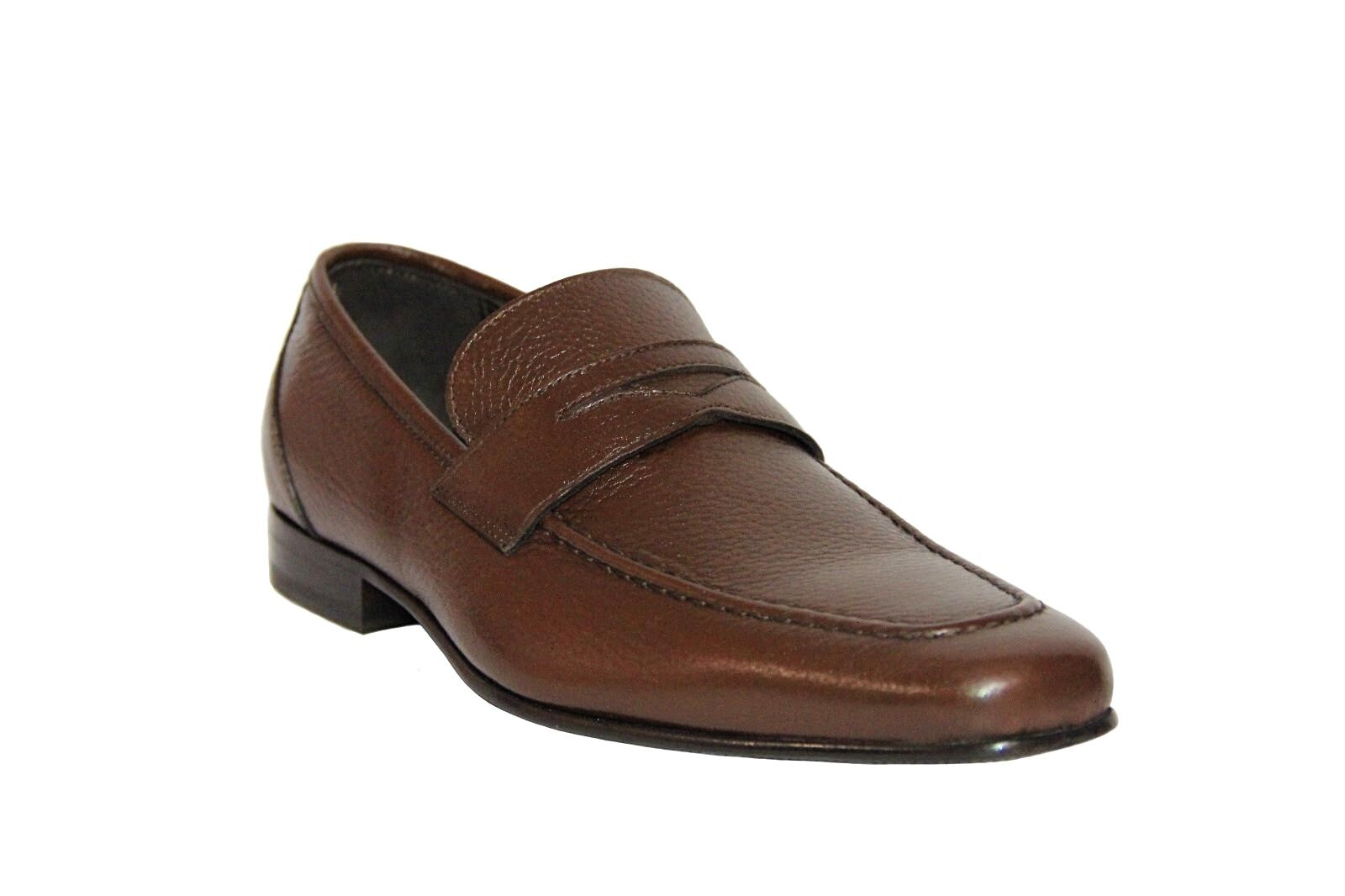 Calzoleria Toscans Men's shoes Brown Leather 6903