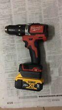 Dewalt DCB200 18/20V Battery adapter convert to Milwaukee M18 tool