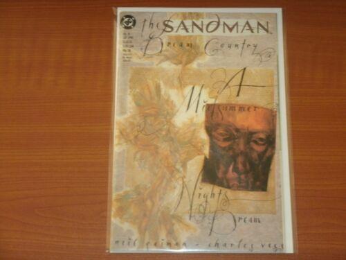 Death Neil Gaiman/'s /'THE SANDMAN/' Morpheus Brian Talbot DC Vertigo Comics Cult
