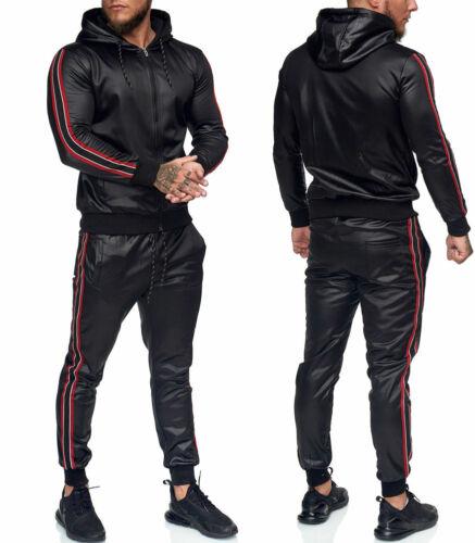 Ensemble jogging pour homme Survêt 1188 noir