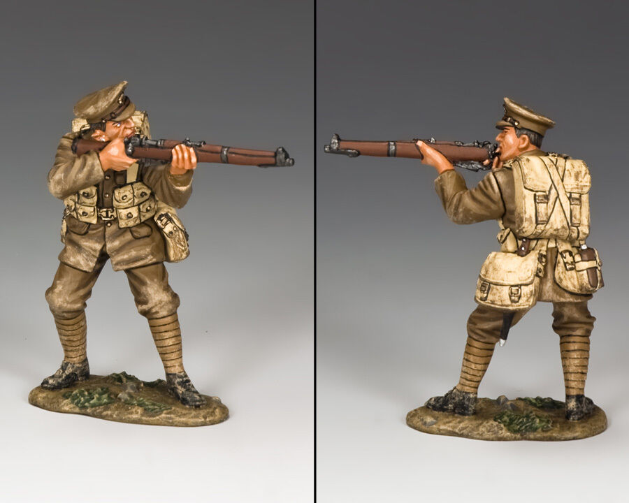 KING AND COUNTRY WW1 British Standing Firing FW141