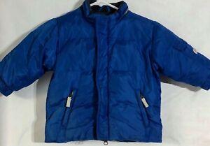 Baby-Gap-Boys-Toddler-18-24-Months-Winter-Puffer-Coat-Jacket-Fleece-Lined-WARM