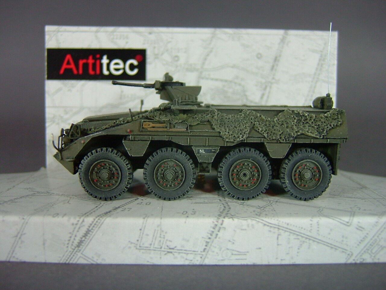 Artitec 387.151 NL DAF yp 408 PWI-gr carros carros carros blindados  Battle ready  nuevo & OVP c5bf89