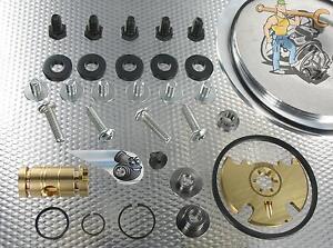kit reparation turbo garrett gt15 gt17 backplate stage 4 ebay. Black Bedroom Furniture Sets. Home Design Ideas