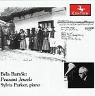 B'la Bart¢k: Peasant Jewels (CD, May-2015, 2 Discs, Centaur Records)