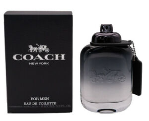 Coach by Coach 3.3 oz EDT Cologne for Men Brand New In Box