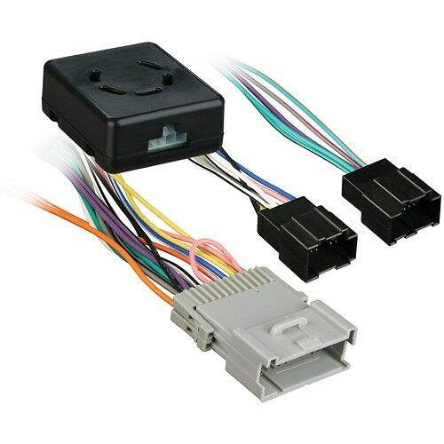 Axxess LC-GMRC-CL29 Retain Chimes Interface Harness for GM 2000-UP