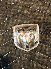 Dodge Hood Med Emblem Fender Badge Tailgate 60 X 65 MM 1 Pcs Black Matte