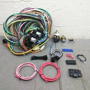 [DIAGRAM_1CA]  1955-57 Chevy Bel Air Main Wiring Harness Headlight Switch Kit sbc 210  sport gm | eBay | 1955 Chevy Bel Air Wiring Harness |  | eBay