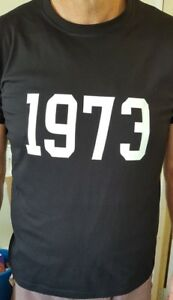 Your-Birthday-Year-on-a-Black-T-Shirt-Mens-womens-1988-1968-1997-1968-1978