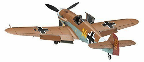 Hasegawa 1 32 Escala Modelo Kit Messerschmitt BF109F-4 Trop