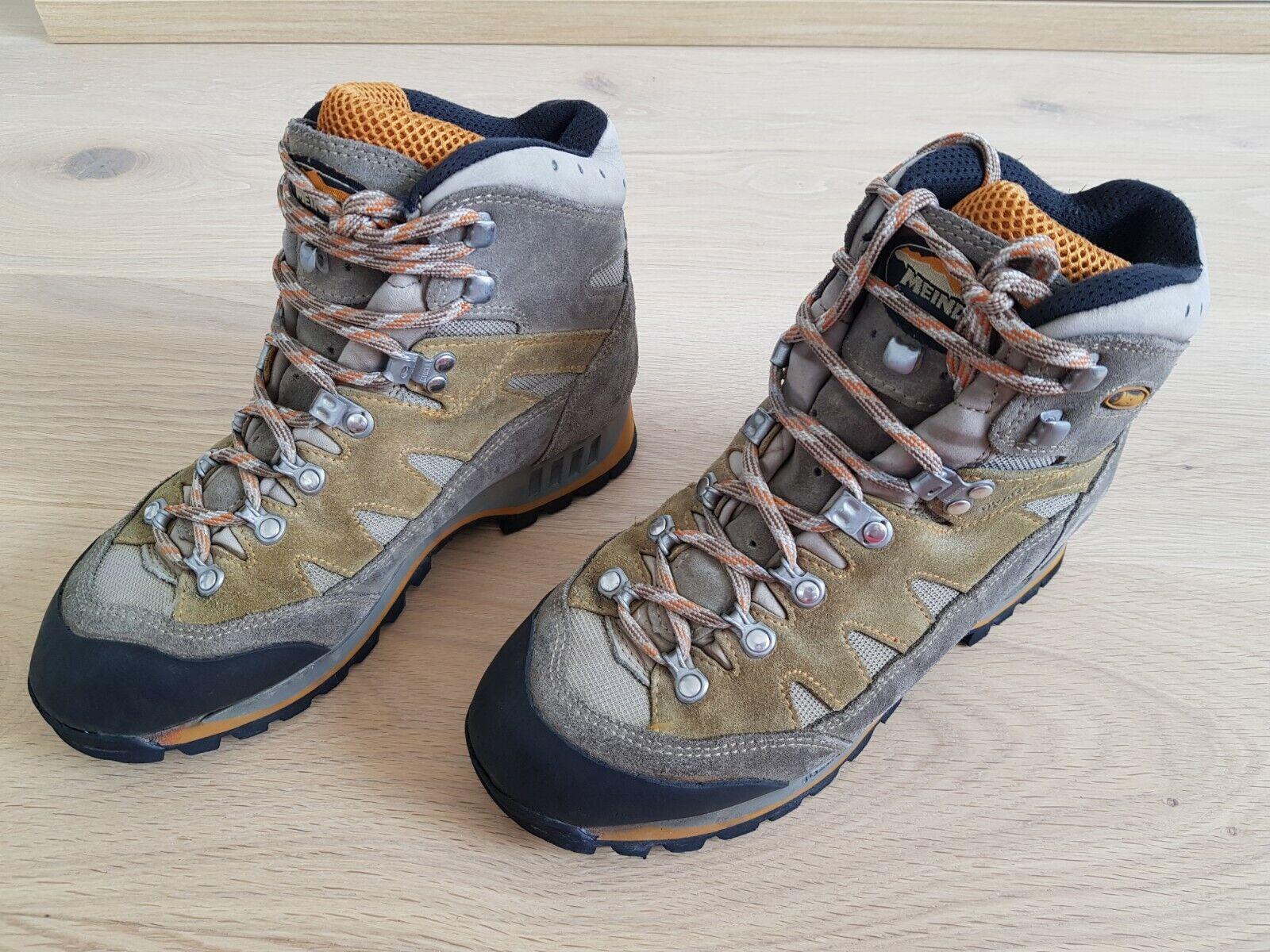 Meinl - Pflege - II calzado alpinista Bota de viaje GTX