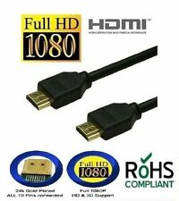 5M Gold HDMI v1.4 Male to Male Cable LCD Plasma SKY DVD TV PS3 XBOX 5 Mtr Meter