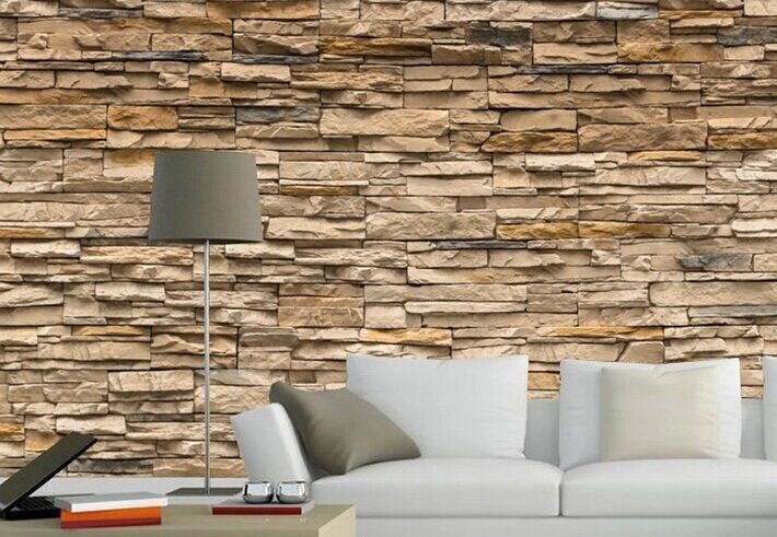 3d wallpaper bedroom living mural roll modern faux brick for 3d wallpaper for living room malaysia