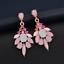 1Pair-Women-Multicolor-Rhinestone-Crystal-Resin-Ear-Stud-Eardrop-Dangle-Earring thumbnail 8